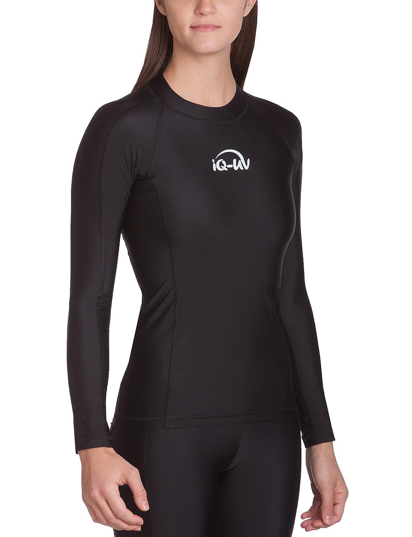IQ UV Schutz Shirt Damen UV-Schutz Schwimmen Tauchen Tauchen Tauchen B00O9ZDWKC Shirts Spezielle Funktion c09868