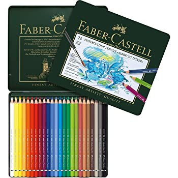 Faber-Castel FC117524 Albrecht Durer Artist Watercolor Pencils