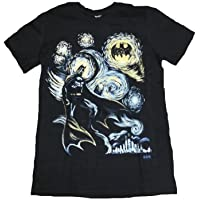 DC Comics Batman Vincent Van Gogh Graphic T-Shirt