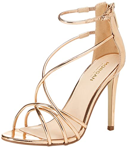 Morgan Damen 181-1salie.a Peep-Toe Pumps