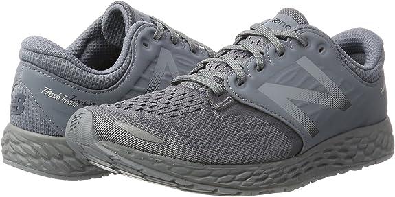 New Balance Mzantv3, Zapatillas Deportivas para Interior Hombre, Gris (Grey), 46.5 EU: Amazon.es: Zapatos y complementos