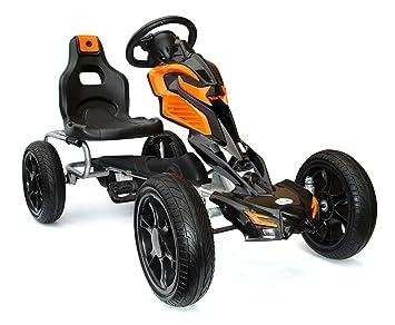 Kart a pedal de Joy 4 Kids, para niños, automóvil