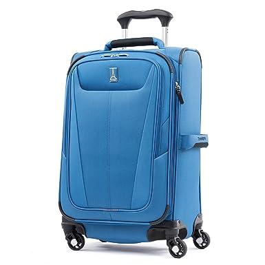 31dcc0ad1 Travelpro Luggage Maxlite 5 Lightweight Expandable Suitcase , Azure Blue