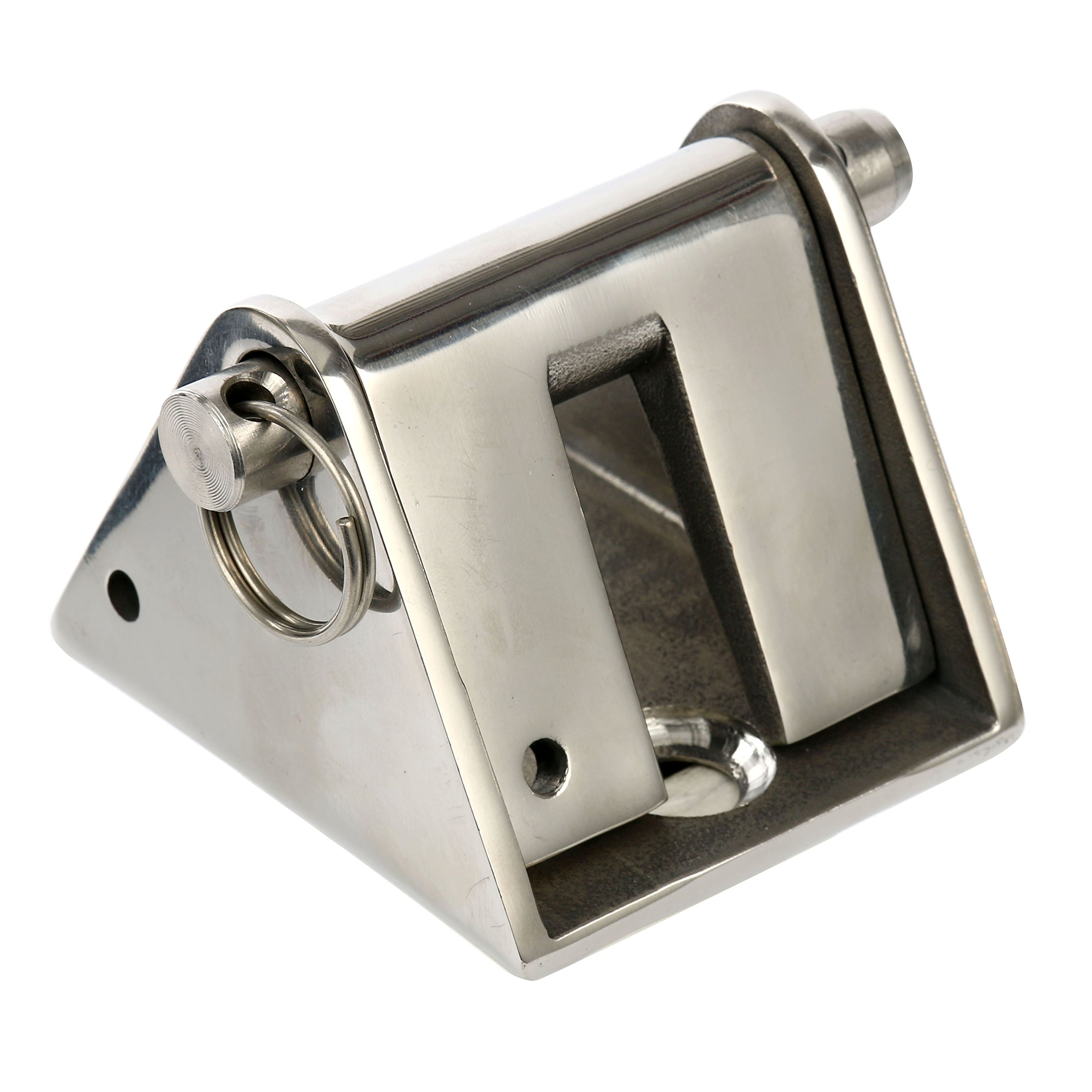 Amarine Made Marine Boat Stainless Steel Chain Stopper for 5/16'' to 3/8'' Chain by Amarine Made