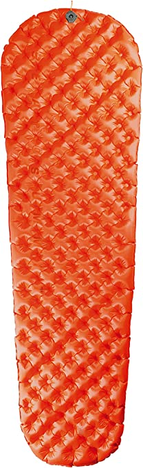 Sea to Summit Ultralight Insulated Sleeping Pad with Inflation Pump