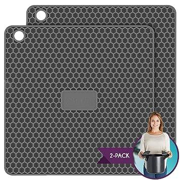 Amazon.com: Practipad, cuadrado de silicona multipropó ...