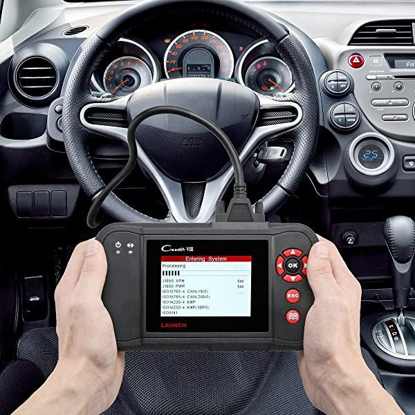 Launch X431 is one of the best diagnosis tool that does include OBD2/ OBD / EOBD standard protocol diagnosis