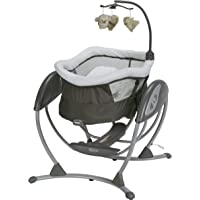 Graco DreamGlider Gliding Swing and Sleeper (Percy)