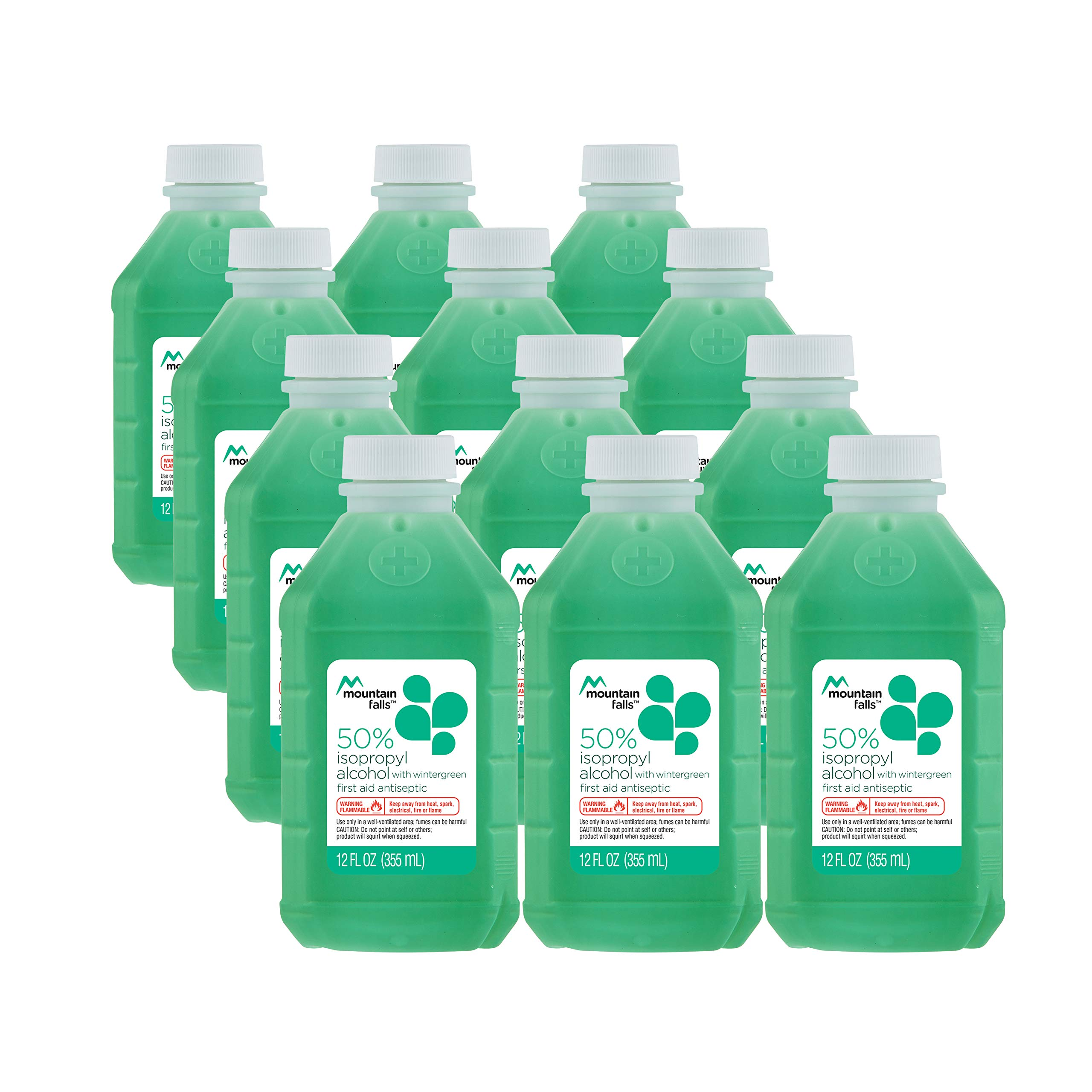 Amazon com: Mountain Falls 50% Isopropyl Alcohol First Aid