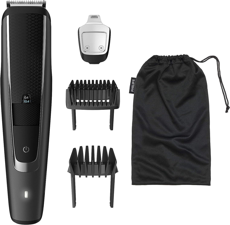 Philips BEARDTRIMMER Series 5000 BT5509/16 cortadora de pelo y ...