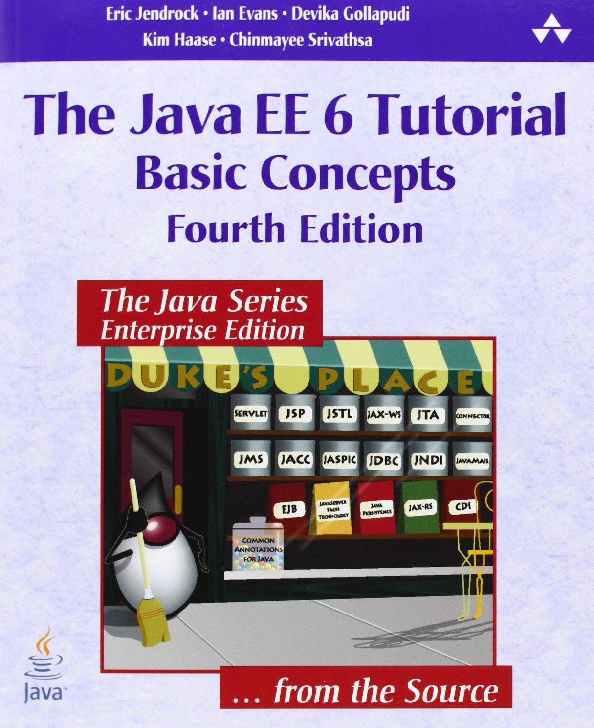 Java ee 6 tutorial pdf gallery any tutorial examples the java ee 6 tutorial basic concepts java series amazon the java ee 6 tutorial basic baditri Gallery
