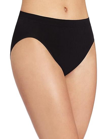 6c4522be2 Bali Women s Comfort Revolution Microfiber Seamless Hi Cut Panty -  Best-Seller!