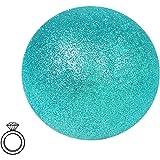 JewelBath Frozen Sweetness - Boule de bain avec bijou surprise (bague en argent, soin hydratant)(M)