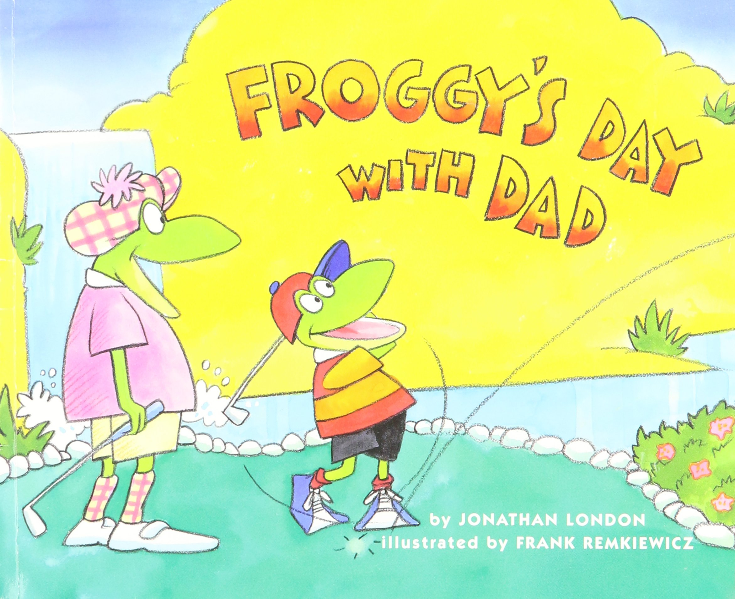 Download Froggy's Day with Dad PDF