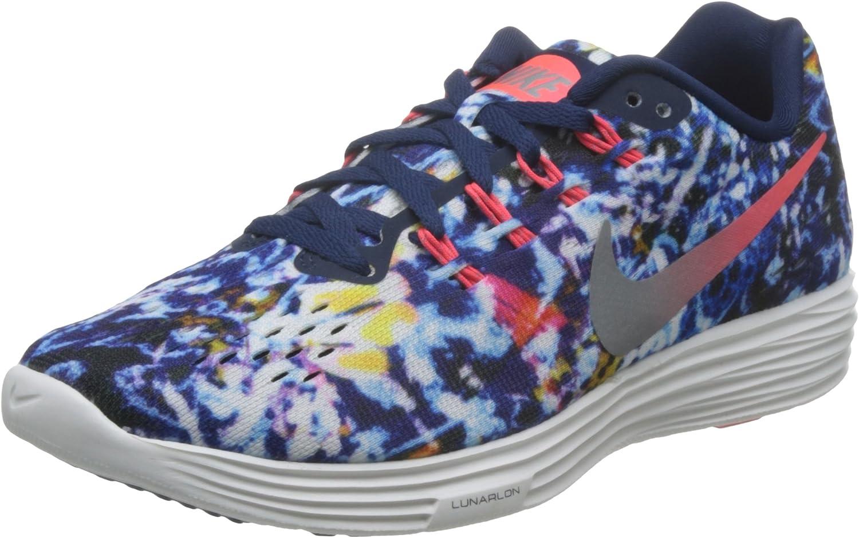 De este modo local Descripción del negocio  Amazon.com | Nike Women's Lunartempo 2 RF E Training Shoes-Bright  Crimson/Mid Navy (5) | Shoes