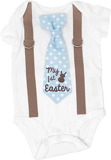 Newborn Baby Easter Gift Baby/'s First Easter My 1st Easter 2019 Baby Bodysuit
