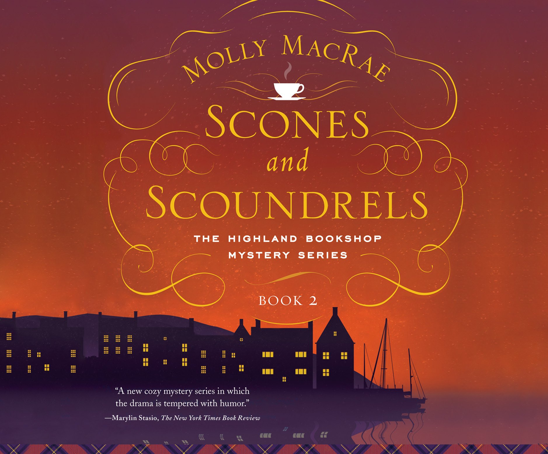 Scones and Scoundrels (Highland Bookshop Mystery Series) PDF