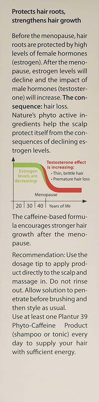 Amazon Plantur 39 200ml Phyto Caffeine Tonic By Healthland