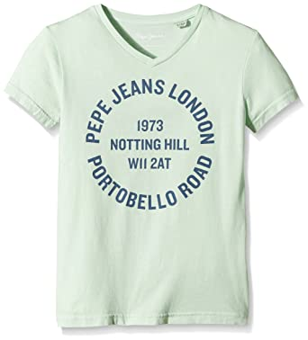 a0a3b5b63619 Pepe Jeans Tazio - T-Shirt - Uni - Garçon  Amazon.fr  Vêtements et ...