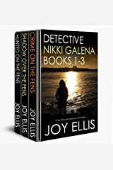 DETECTIVE NIKKI GALENA BOOKS 1-3 three absolutely gripping crime thrillers Kindle Edition