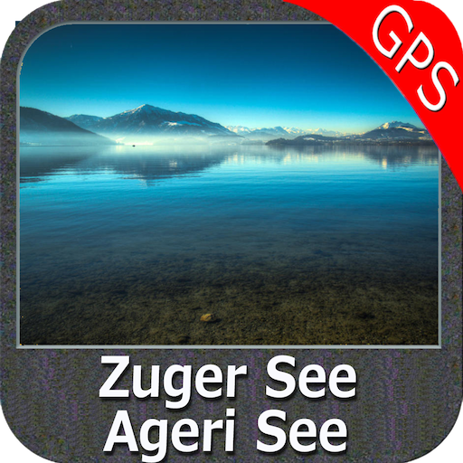 Lake Zug - Aegeri GPS Map: Amazon.es: Appstore para Android