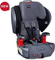 Britax Grow with You ClickTight Plus Harness-2-Booster Car Seat - 3 Layer Impact Protection - 25 to 120 Pounds, Otto Safewas