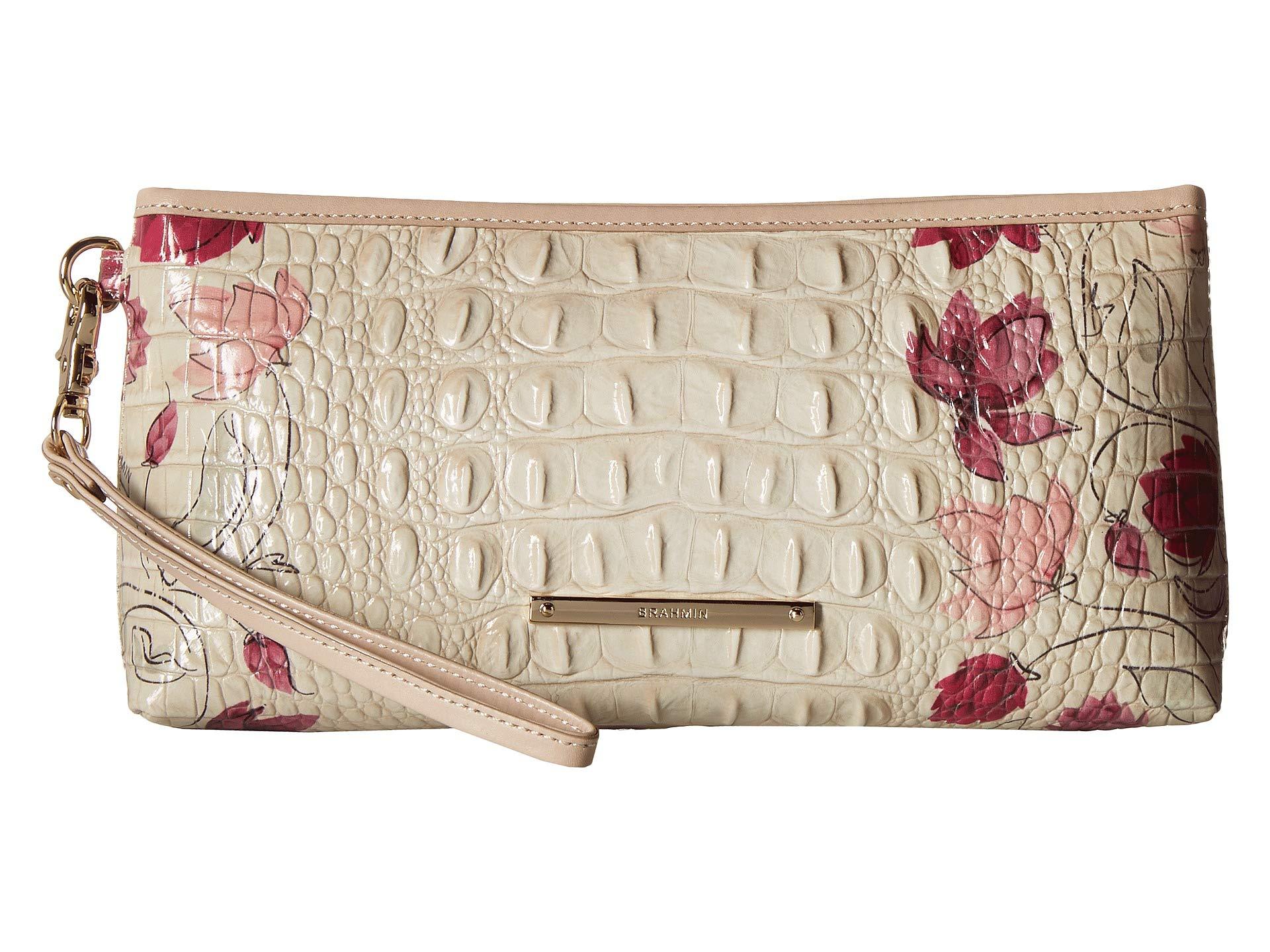 Brahmin Women's Melbourne Kayla Bag Lotus One Size