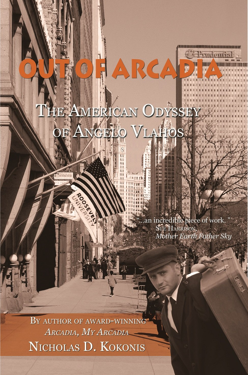 Out of Arcadia: The American Odyssey of Angelo Vlahos PDF