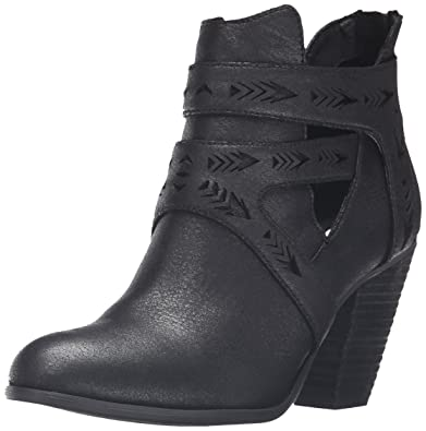 Not Rated Womens Enzo Boot Black
