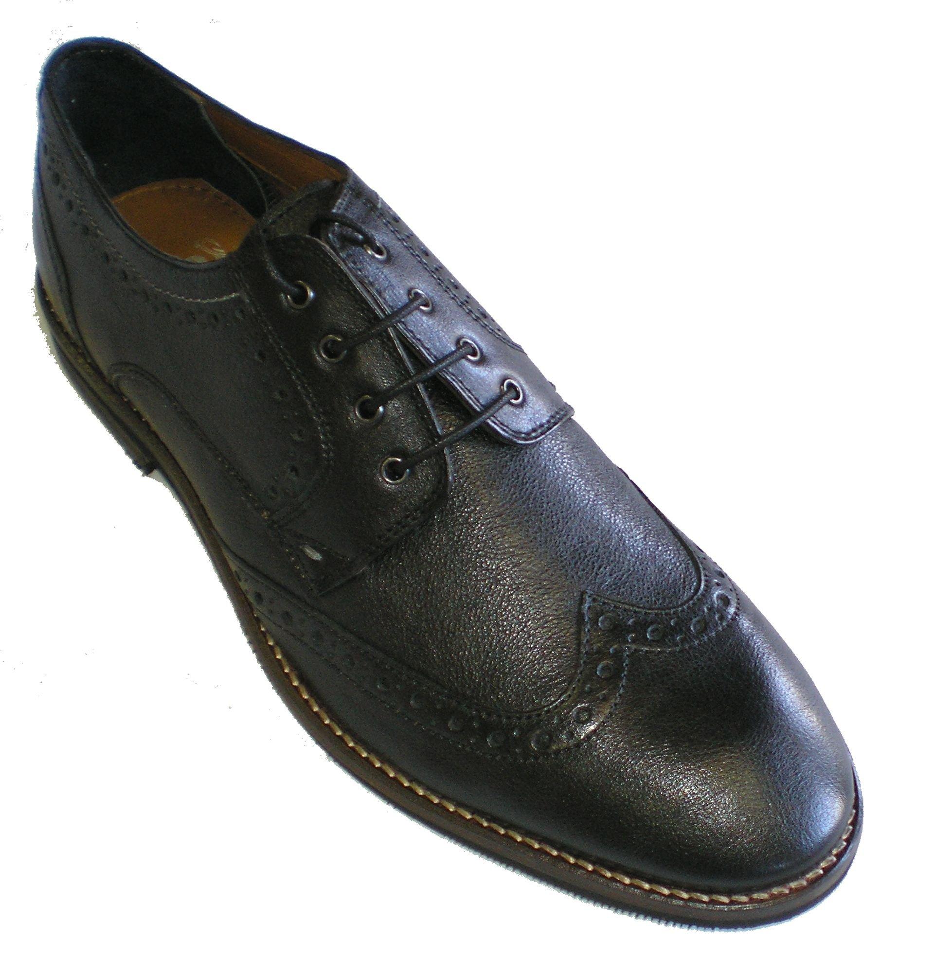 Ara men's Leather sneaker Us 13.5 M (EU 46) black