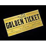 チャーリーとチョコレート工場 ウィリー・ウォンカ ゴールデン・チケット