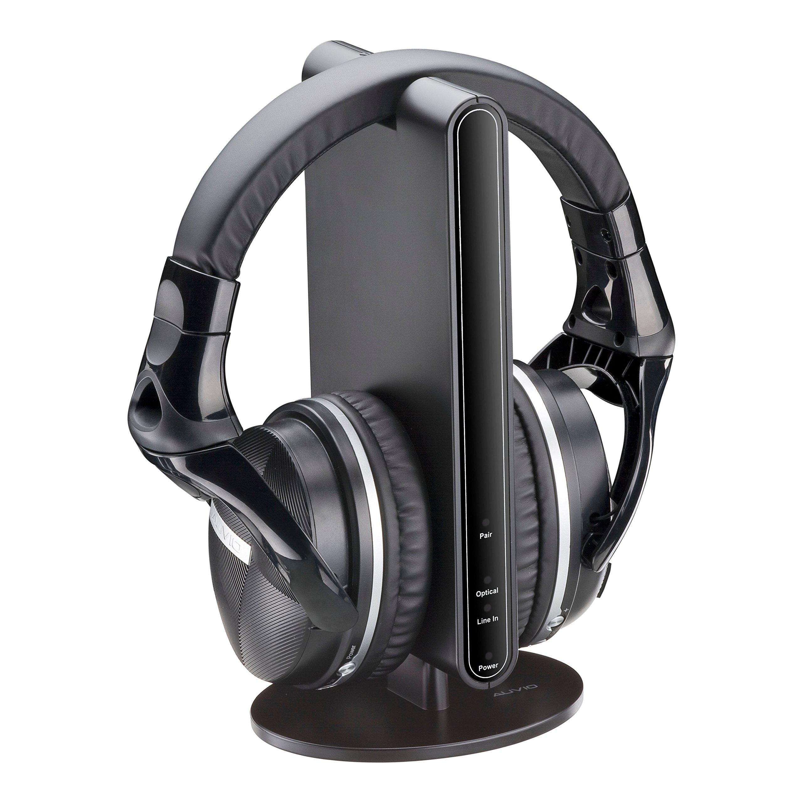 Auvio Wireless Stereo Headphones For Tv Buy Online In Bahamas At Desertcart