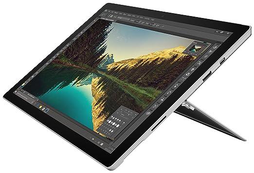 122 opinioni per Microsoft Surface Pro 4 Tablet, Processore Core M, 4 GB di RAM, SSD da 128 GB,