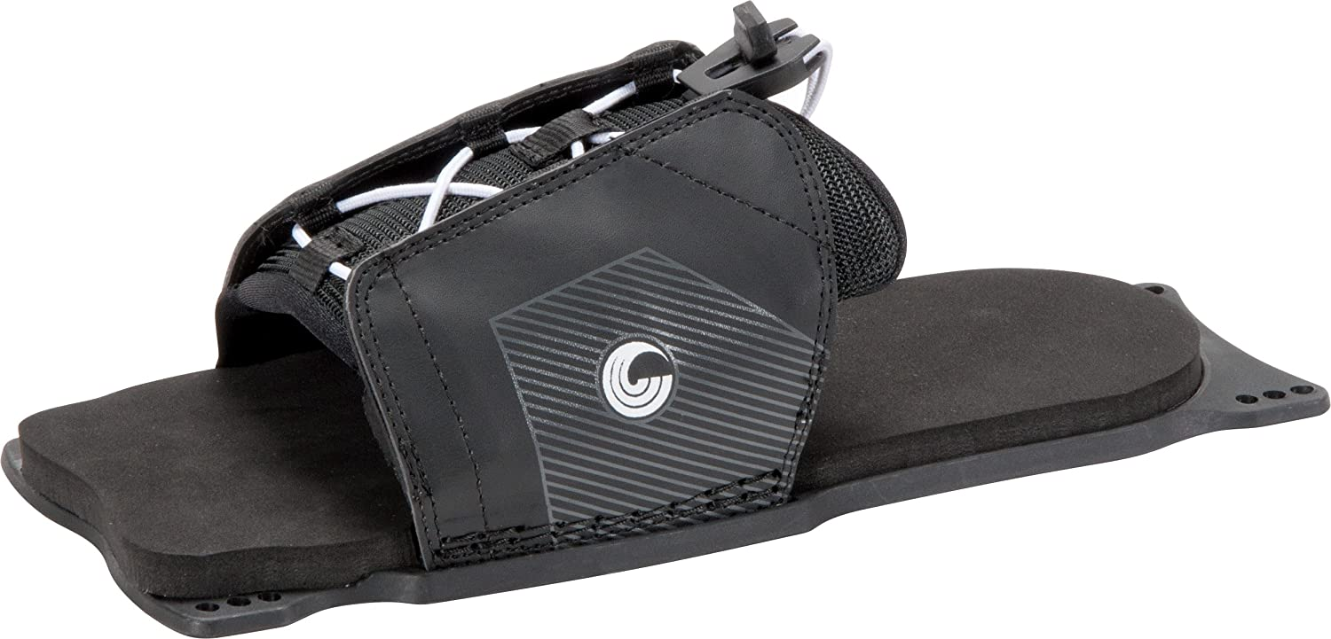 CWB Connelly Toe Strap 2015 Swerve Water Ski for Age (5-13), One Size