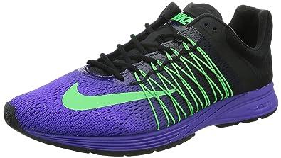 17c7d9b5950 Nike Men s Air Zoom Streak 5 Running Shoe Fierce Purple Green Strike Blk 11  D(M) US  Buy Online at Low Prices in India - Amazon.in