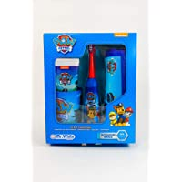 Paw Patrol- Set de Regalo con Cepillo Luminoso
