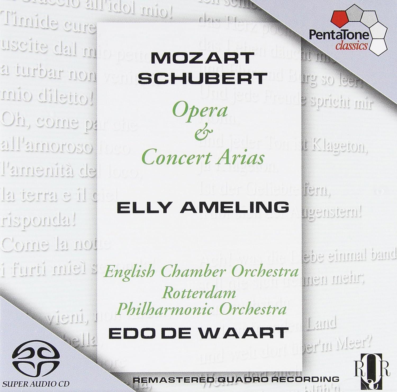 Mozart & Schubert: Arias, Ameling: Elly Ameling, Schubert: Amazon.es: Música