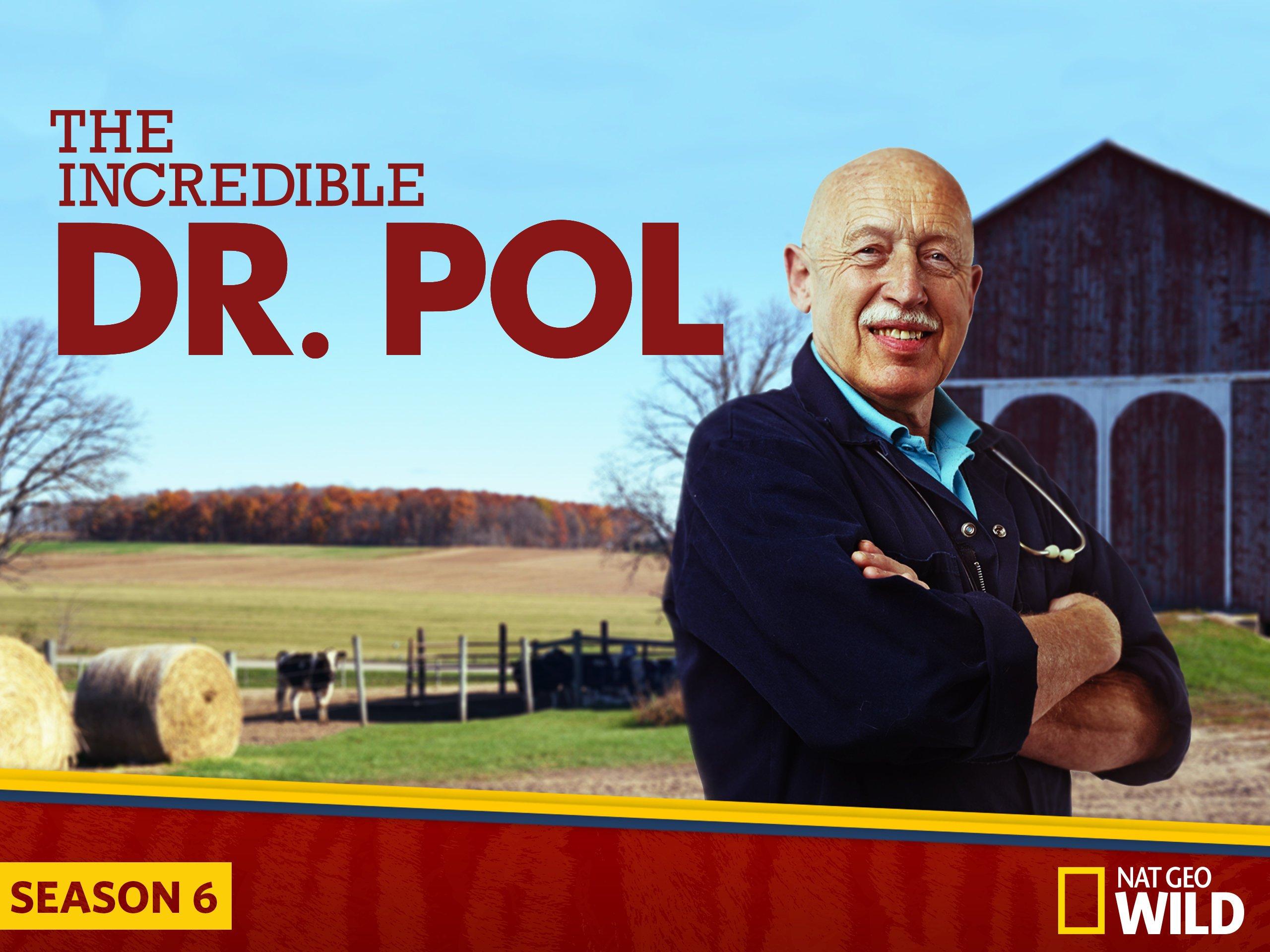 Amazon com: Watch The Incredible Dr  Pol Season 10 | Prime Video