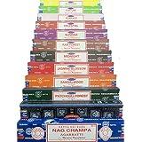 Incenso Satya Nag Champa Aromas Mistos Cx.12 un.15 g
