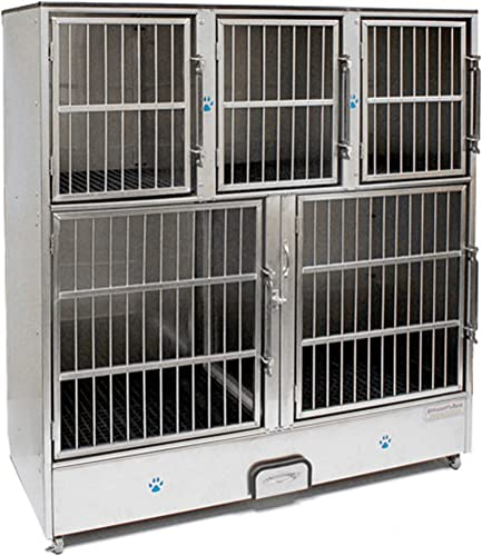 GROOMER S BEST Cage Bank