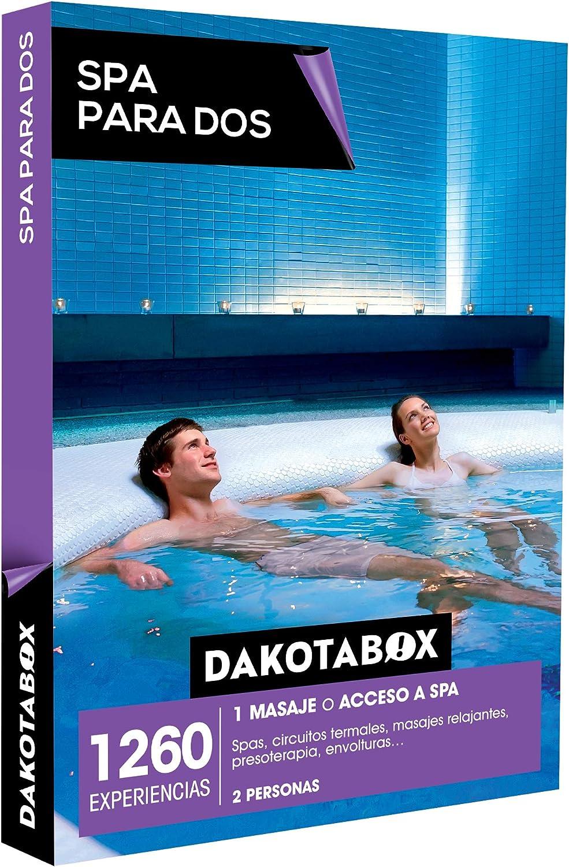 DAKOTABOX - Caja Regalo - SPA PARA DOS - 1260 experiencias de spa ...