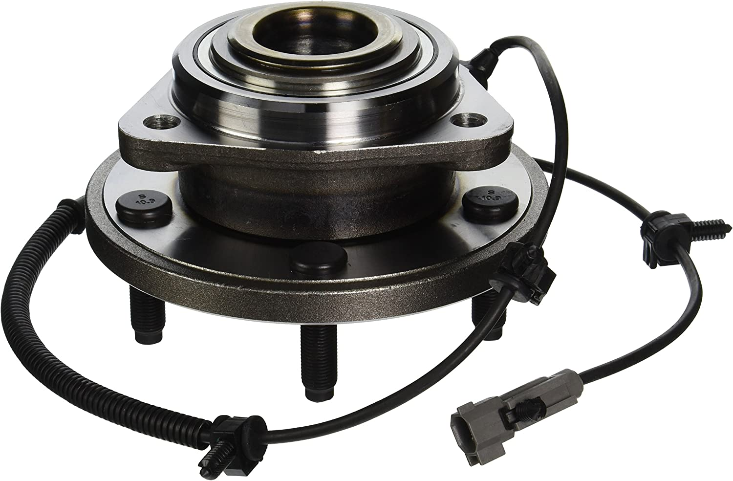 Wheel Bearing and Hub Assembly Front Mevotech H513234