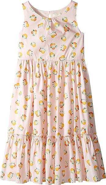 Kate Spade New York Kids Girl S Orangerie Midi Dress Little Kids