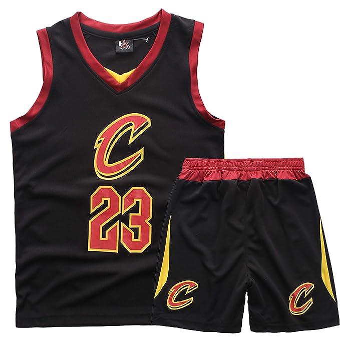 AnAn Lucky Camiseta Baloncesto niño/Basketball Jersey Set ...