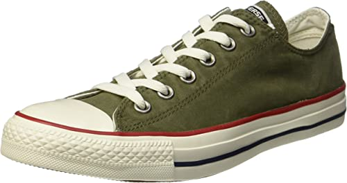Converse CTAS Ox, Baskets Mixte Adulte, Multicolore (Medium