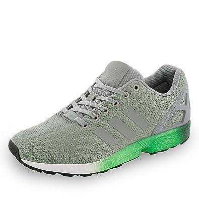 d3f510a009 adidas Sneaker Zx Flux grau/grün EU 40 2/3 (UK 7): Amazon.de: Schuhe &  Handtaschen