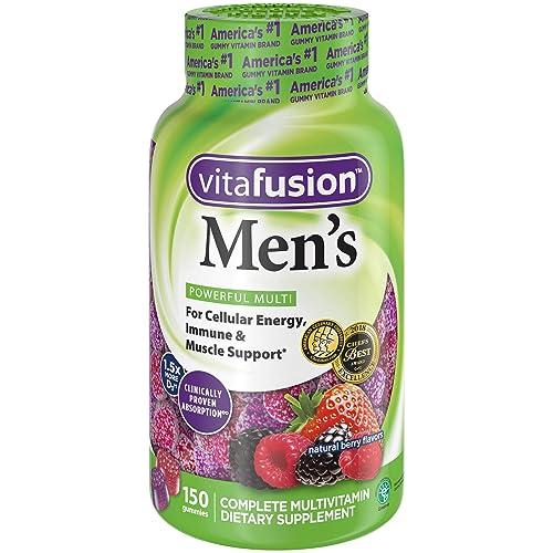 Vitafusion Men's Gummy Vitamins
