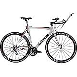 Tommaso Vento TT, Italian Racing Bike, Time Trial, White