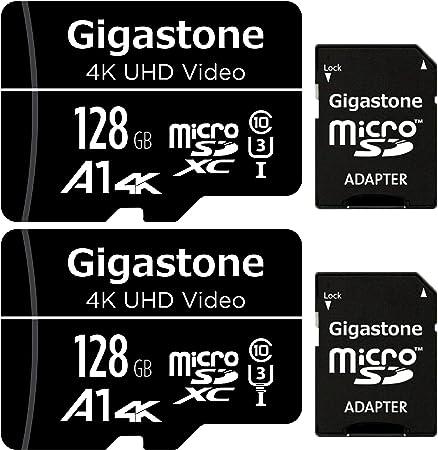 Gigastone 128gb Mirco Sd Speicherkarte 2er Pack Computer Zubehör