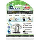 SinkShroom Ultra Revolutionary Bathroom Sink Drain Protector, Stainless Steel Standalone